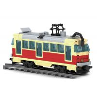 Rappa Stavebnice Ausisni tramvaj 381 dílů