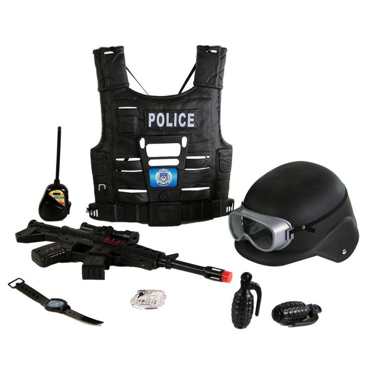 Rappa Vesta policie s příslušenstvím
