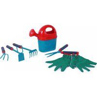 Rappa Záhradný set 6 ks s rukavicami  - Poškodený obal