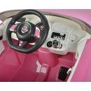 Rastar Elektrické auto Fiat 500 Růžová 4
