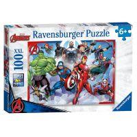 Ravensburger Puzzle Disney Marvel Avengers 100 XXL dílků