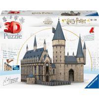 Ravensburger 3D Puzzle Harry Potter Rokfortský hrad 540 dielikov