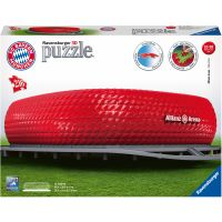 Ravensburger 125265 3D Puzzle Allianz Arena 216 dílků