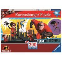 Ravensburger Úžasňákovi 2 Puzzle Panorama 200 dílků