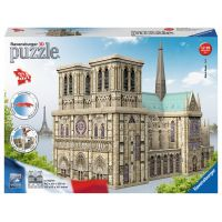 Ravensburger 3D Puzzle Notre Dame 324 dílků