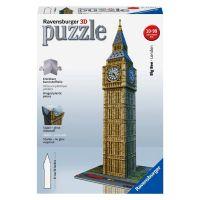 Ravensburger Puzzle 3D Věž Big Ben 216 dílků