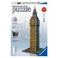Ravensburger 12554 - Puzzle 3D Big Ben 216 dílků