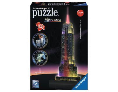 Empire State Building- Noční edice 216p (Ravensburger 12566)