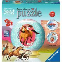 Ravensburger 3D Puzzle Spirit 72 dílků