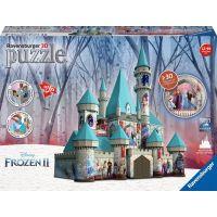 Ravensburger 3D puzzle Disney Zámek Ledové království 216 dílků