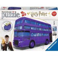 Ravensburger 3D puzzle Harry Potter Rytířský autobus 216 dílků