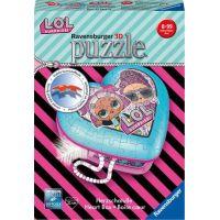 Ravensburger 3D puzzle L.O.L. Srdce