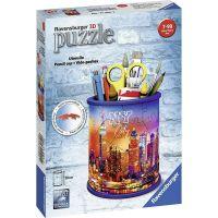 Ravensburger 3D puzzle Stojan na tužky New York 54 dílků