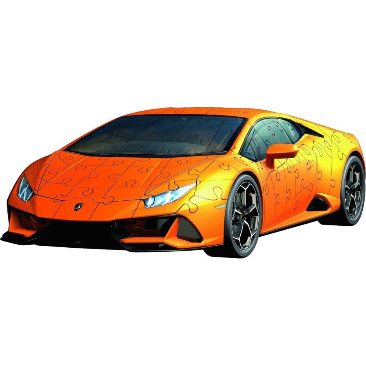 Ravensburger 3D puzzle 112388 Lamborghini Huracan Evo 108 dielikov