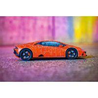 Ravensburger 3D puzzle 112388 Lamborghini Huracan Evo 108 dielikov 6