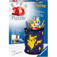 Ravensburger 3D Puzzle  Stojan na tužky Pokémon 54 dílků