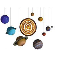 Ravensburger 3D Puzzle Planetární soustava 522 dílků 3