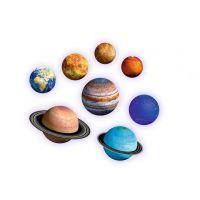 Ravensburger 3D Puzzle Planetární soustava 522 dílků 4