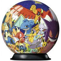 Ravensburger 3D Puzzle Puzzle-Ball Pokémon 72 dílků