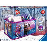 Ravensburger 3D puzzle Úložná krabice Disney Ledové království II 216 dílků