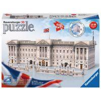 Ravensburger 3D Puzzle 125241 Buckinghamský palác 216 dílků