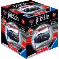 Ravensburger 3D puzzle Disney Auta 3 puzzleball 54 dílků Jackson Hrom