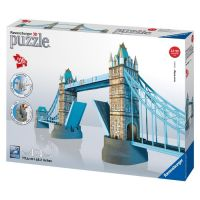 Ravensburger 3D Tower Bridge 216 dílků