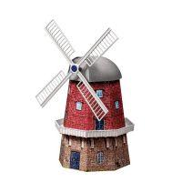Ravensburger 12563 - Větrný mlýn 3D 216dílků 2