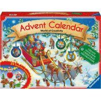 Ravensburger Adventný kalendár 2017 - Poškodený obal
