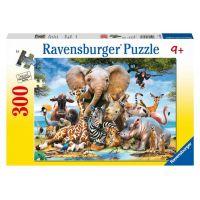 Ravensburger Afričtí přátelé 300 dílků