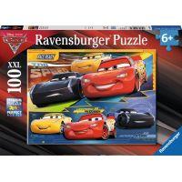 Ravensburger Auta Mířime vpřed puzzle 100 dílků