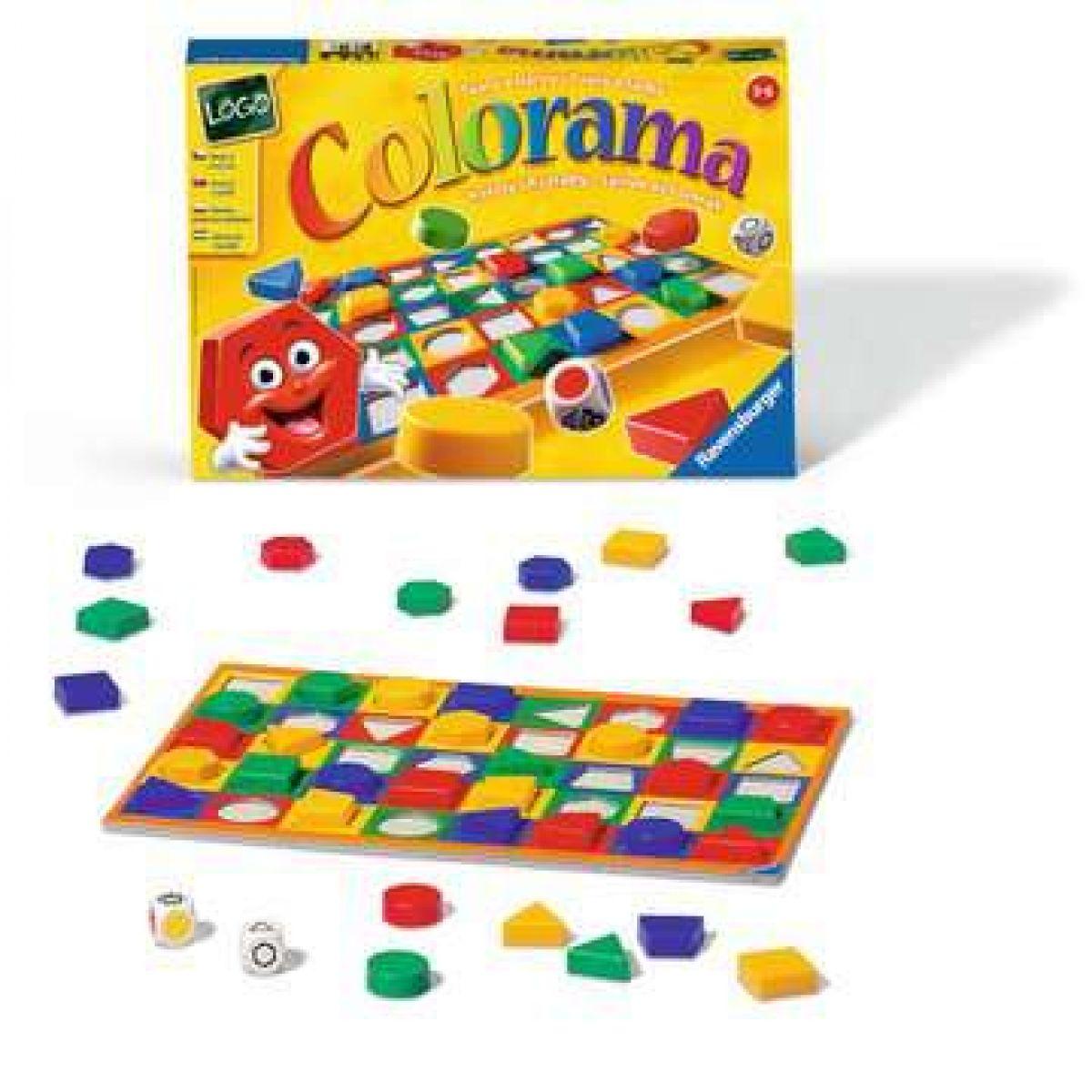 Ravensburger Colorama edukativní hra