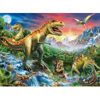 Ravensburger 10665 - Puzzle Dinosauři (100 dílků XXL)