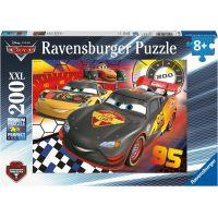 Ravensburger Disney Auta  Puzzle Závod 200 dílků