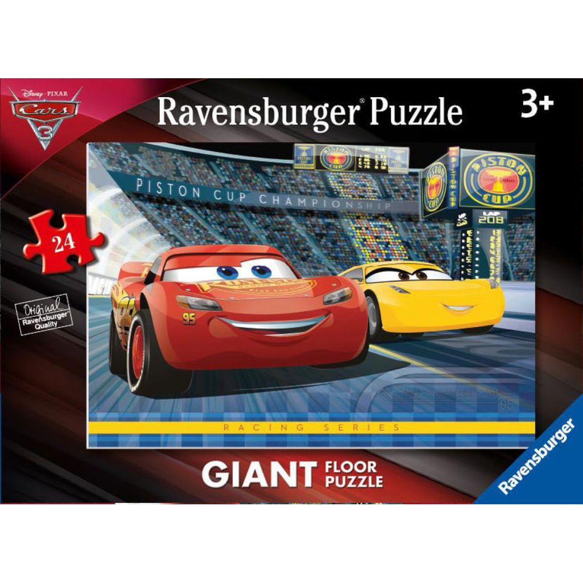Ravensburger Disney Auta 3 puzzle 24 dílků motiv 1
