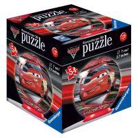 Ravensburger Disney Auta 3 Puzzleball 54 dílků položka (12,D)