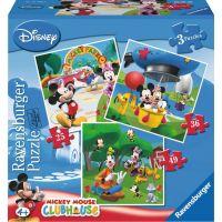 Ravensburger Disney Mickey v Parku puzzle 25, 36, 49 dílků