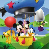Ravensburger Disney Mickey v Parku puzzle 25 ,36, 49 dielikov 3