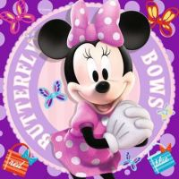 Ravensburger Disney Minnie Mouse 3 in a Box puzzle 25, 36, 49 dielikov 2