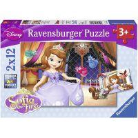 Ravensburger Disney Princezna Sofie 2x12 dílků