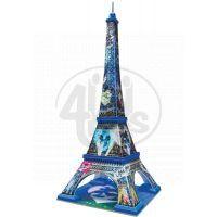 Ravensburger Disney 3D Mickey a Minnie Eiffelova věž 216 dílků 2