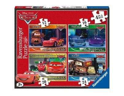 Ravensburger Cars 4 in a Box