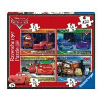 Ravensburger Cars 4 in a Box