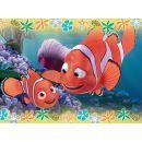 Ravensburger Disney Puzzle Hledá se Nemo 4x puzzle v boxu 2