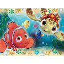 Ravensburger Disney Puzzle Hledá se Nemo 4x puzzle v boxu 3