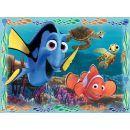 Ravensburger Disney Puzzle Hledá se Nemo 4x puzzle v boxu 4