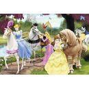 Ravensburger Disney Princess Kouzelné princezny 2 x 24 dílků 3