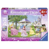 Ravensburger Disney Princess Kouzelné princezny 2 x 24 dílků