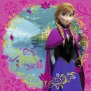 Ravensburger Disney Ledové království Elsa, Anna, Olaf 3 x 49 dílků 3