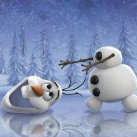 Ravensburger Disney Ledové království dobrodružství na sněhu 3 x 49 dílků 2